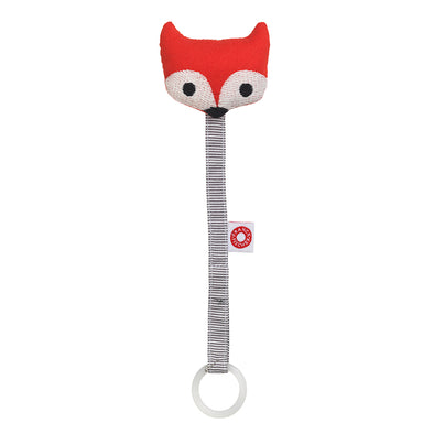 Clip Porta Ciuccio Red Fox | FRANCK AND FISCHER | RocketBaby.it