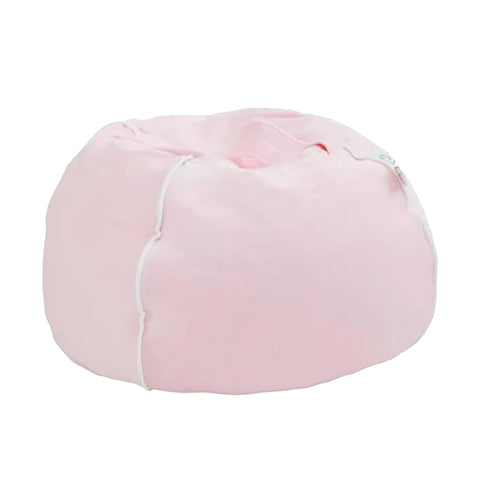 Poltrona Sacco Bubble in Velluto Pink | WIGIWAMA | RocketBaby.it