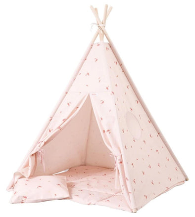 Set Tenda Teepee Magic Forest Misty Rose | WIGIWAMA | RocketBaby.it