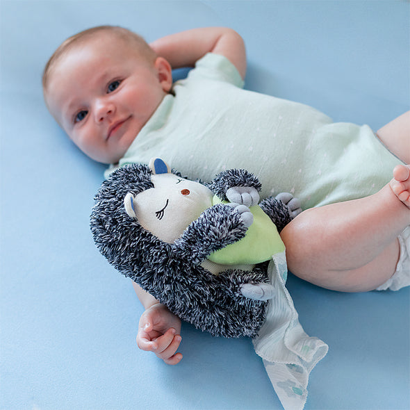 Peluche e DouDou Heartbeat Hedgehog | SUMMER INFANT | RocketBaby.it