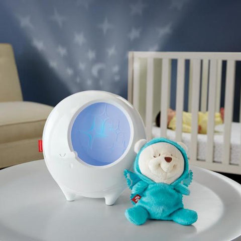 Proiettore di Stelle e Lucina da Notte Musicale con Peluche Butterfly Dreams | FISHER PRICE | RocketBaby.it