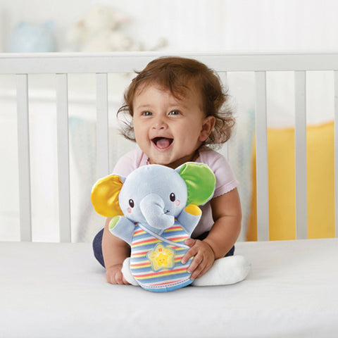 Peluche Musicale Snooze and Soothe Elephant | VTECH | RocketBaby.it
