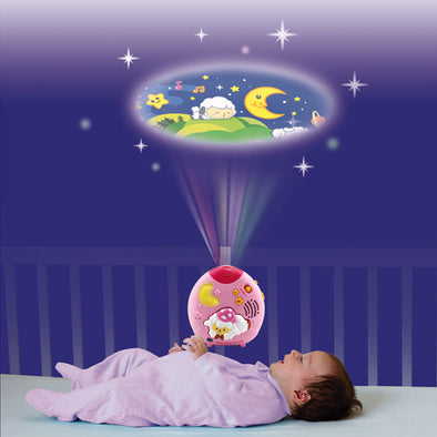 Gioco Musicale con Sensore Sonoro Sheep Light Pink | VTECH | RocketBaby.it