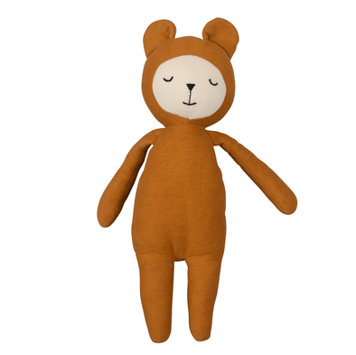 Pupazzo in Stoffa Buddy Bear | FABELAB | RocketBaby.it