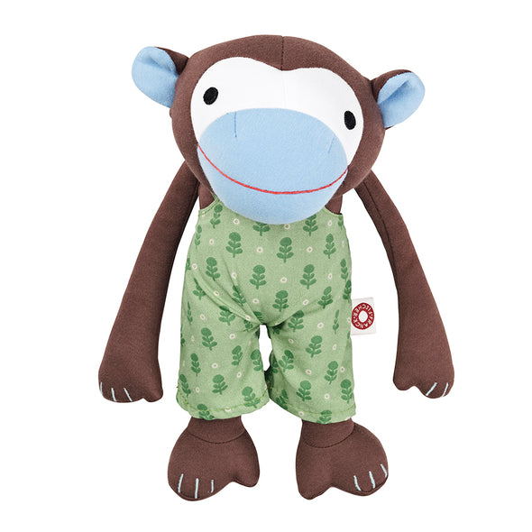 Pupazzo Frederik Monkey Green Pants | FRANCK AND FISCHER | RocketBaby.it