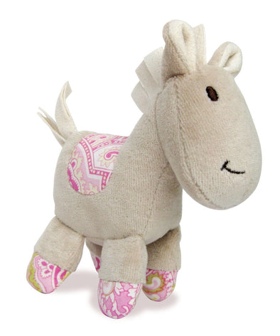 Peluche Fluff Horse | LITTLE BIRD TOLD ME | RocketBaby.it