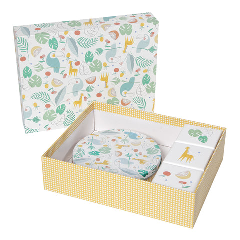 Box Regalo My Baby Toucans | BABY ART | RocketBaby.it