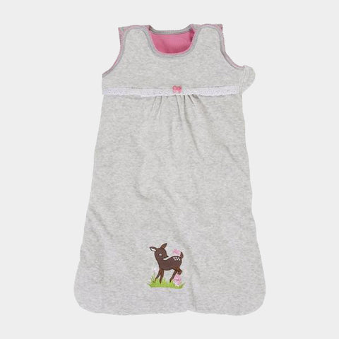 Sacco Nanna Salopette Deer Grey | PLAYSHOES | RocketBaby.it