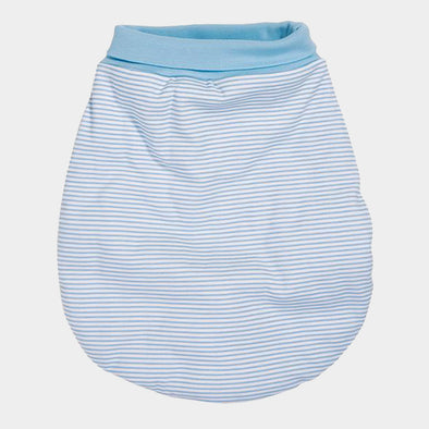 Sacco Nanna Mezzobusto Striped White Blue | PLAYSHOES | RocketBaby.it