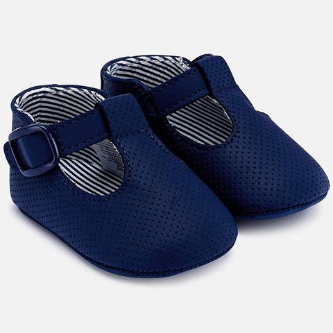 Scarpe Soft Sole con Strap Navy | MAYORAL | RocketBaby.it