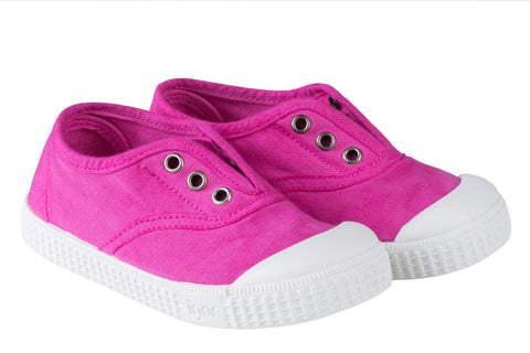 Scarpe in Tela Berri Fucsia | IGOR SHOES | RocketBaby.it