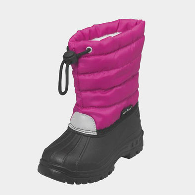 Stivali da Neve con Coulisse Pink | PLAYSHOES | RocketBaby.it