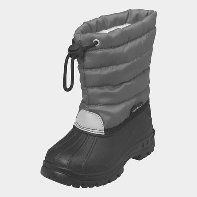 Stivali da Neve con Coulisse Grey | PLAYSHOES | RocketBaby.it