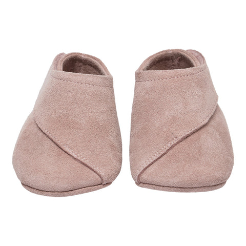 Scarpe Soft Sole Leather Pink | LODGER | RocketBaby.it