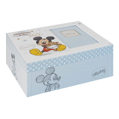 Scatola dei Ricordi Disney Topolino Mickey Mouse | DISNEY | RocketBaby.it