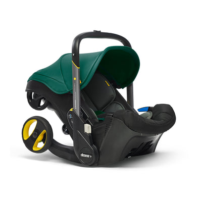 Seggiolino Auto E Passeggino 2 In 1 Doona Plus Verde Racing | DOONA | RocketBaby.it