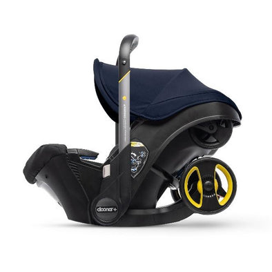 Seggiolino Auto E Passeggino 2 In 1 Doona Plus Blu Royal | DOONA | RocketBaby.it
