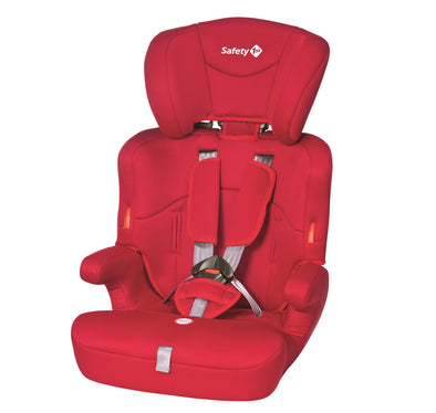 Seggiolino Auto 2 in 1 Ever Safe Gruppo 1-2-3 Full Red | SAFETY 1ST | RocketBaby.it
