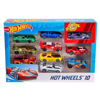 Set 10 Macchinine Hot Wheels | MATTEL | RocketBaby.it