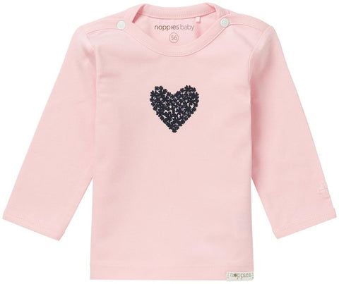 Set Regalo Baby Outfit Basic Rosa Cuore - RocketBaby - 2