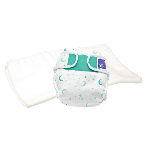 Set Pannolino Lavabile e Cover Miosoft Sweet Dreams | BAMBINO MIO | RocketBaby.it