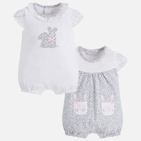 Set 2 Pigiami Corti Perla | MAYORAL | RocketBaby.it