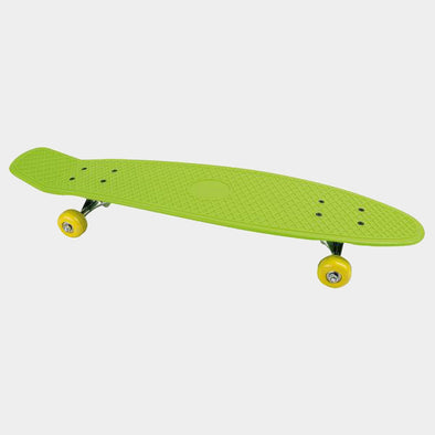 Skateboard Fulmine Verde | LEGLER | RocketBaby.it
