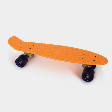Skateboard Arancione Neon |  | RocketBaby.it