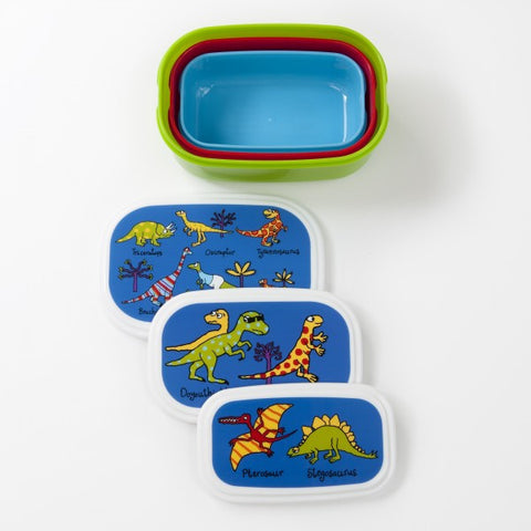 Snack Boxes dinosauri - RocketBaby - 1
