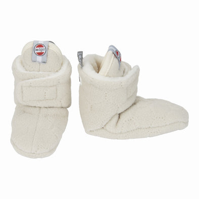 Soft Sole Imbottite Botanimal Ivory | LODGER | RocketBaby.it