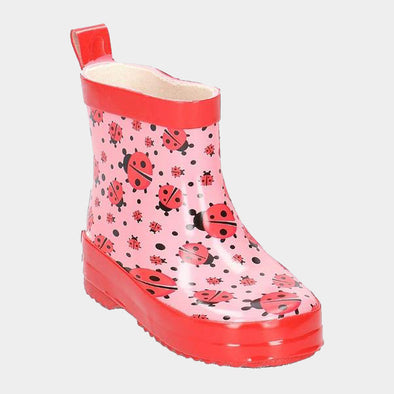 Stivali Bassi in Gomma Lady Bug | PLAYSHOES | RocketBaby.it
