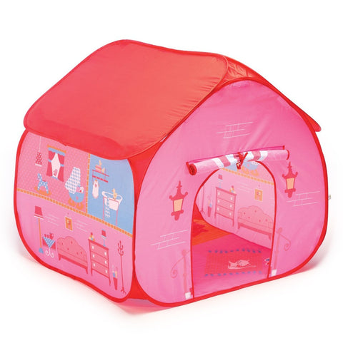 Tenda da Viaggio Dollhouse Pop It Up | FUN2GIVE | RocketBaby.it