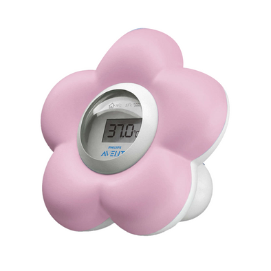Termometro Digitale per Ambienti e Bagnetto Avent Pink | PHILIPS | RocketBaby.it