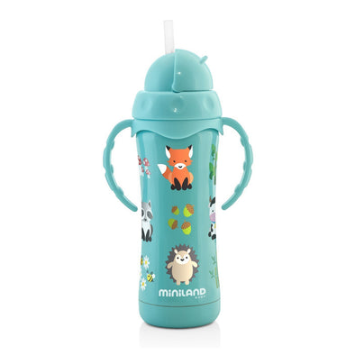 Thermos Portapappa e Bevande Kids Aqua | MINILAND | RocketBaby.it
