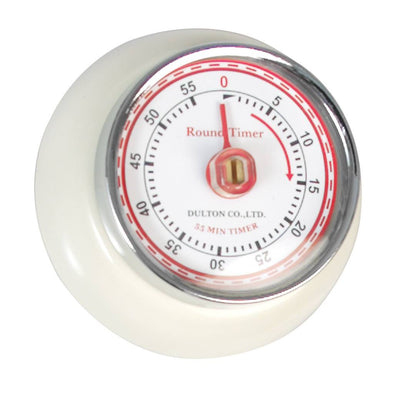 Timer Magnetico da Cucina Ivory | REX LONDON | RocketBaby.it