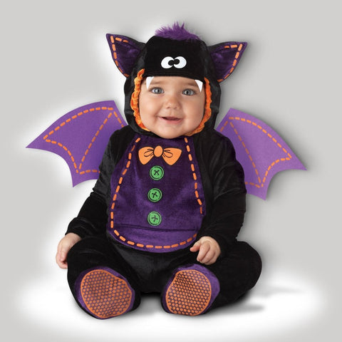 Costume Travestimento Baby Pipistrello | INCHARACTER | RocketBaby.it