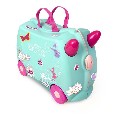Valigia Cavalcabile Flora The Fairy | TRUNKI | RocketBaby.it