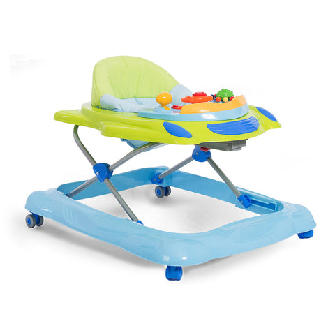 Girello Baby Walker Azzurro | MIKY | RocketBaby.it
