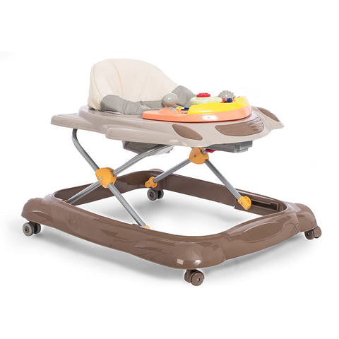 Girello Baby Walker Grigio | MIKY | RocketBaby.it