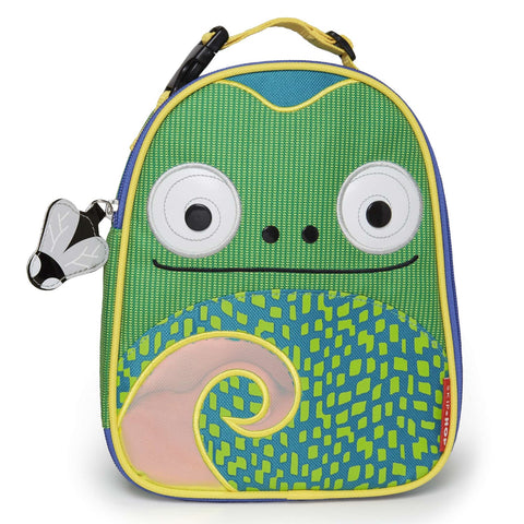Lunchbag Zainetto Termico Camaleonte 3+ Anni | SKIP HOP | RocketBaby.it