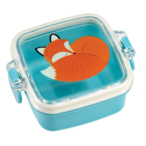 Snack Box Rusty the Fox | REX LONDON | RocketBaby.it