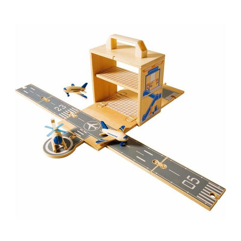 Kit Pista Aeroplano | UDEAS | RocketBaby.it