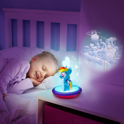 Luce Notturna Torcia E Proiettore 3 In 1 My Little Pony | GO GLOW | RocketBaby.it