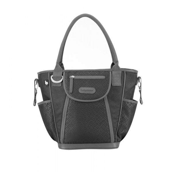 Borsa Fasciatoio Daily Bag Black | BABYMOOV | RocketBaby.it