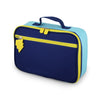 Lunch Bag Termica Super Eroe Blu e Azzurra - RocketBaby - 1