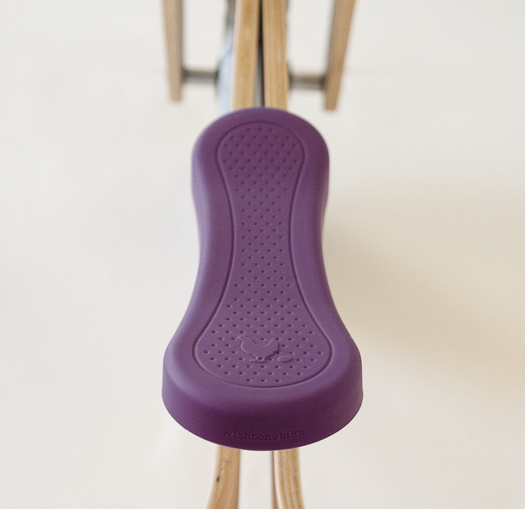 Coprisella Viola per Bici-triciclo | WISHBONE | RocketBaby.it