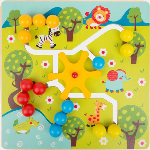 Puzzle Da Spingere Savana | LEGLER | RocketBaby.it