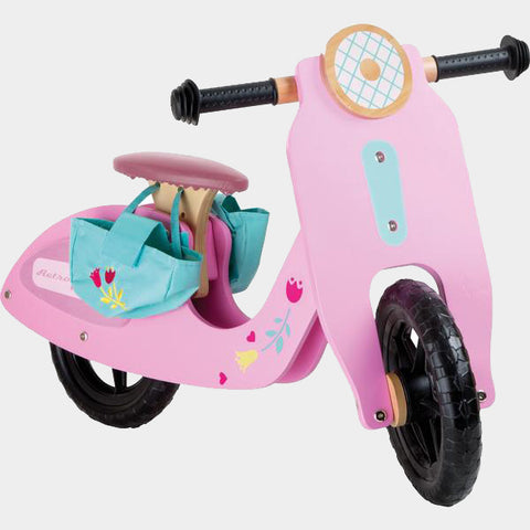 Bicicletta Bolide Rosa |  | RocketBaby.it