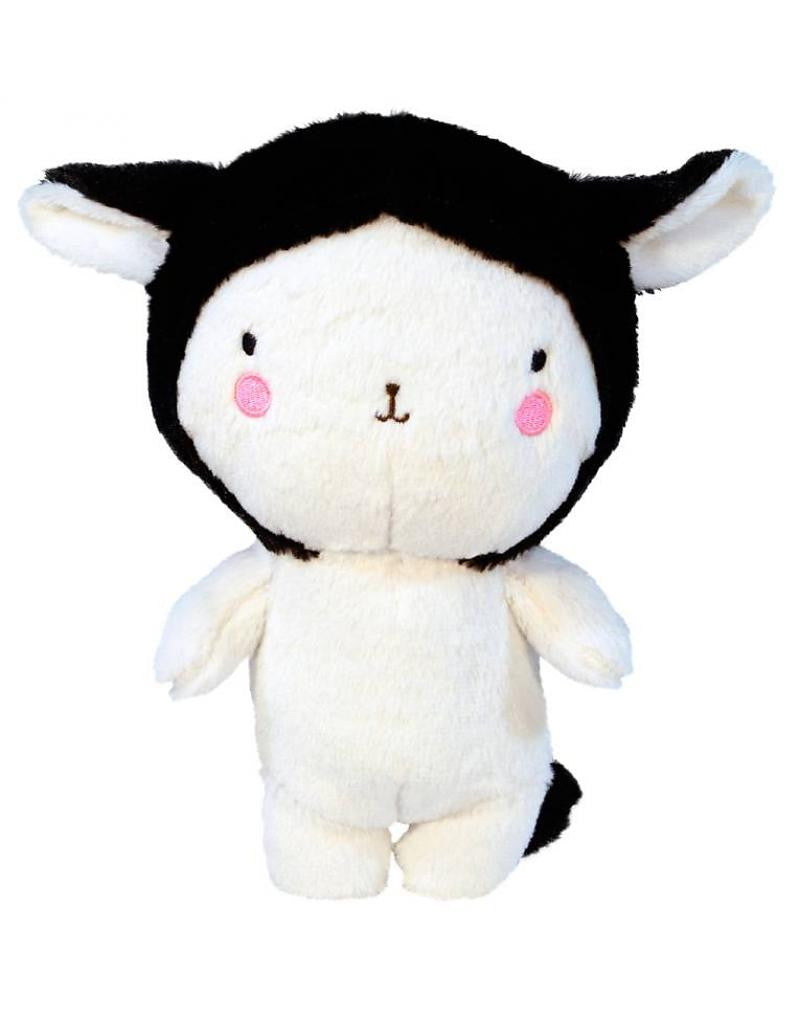 Peluche Kikki Black | A LITTLE LOVELY COMPANY | RocketBaby.it