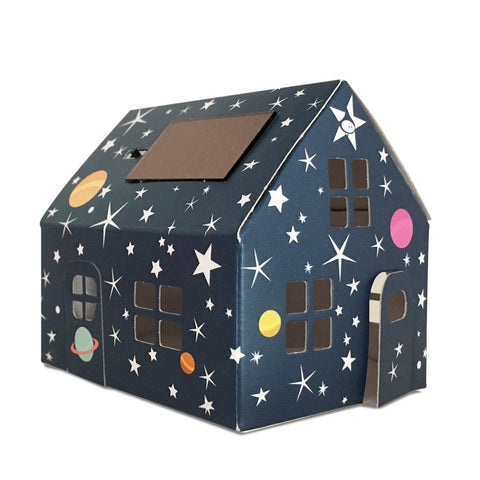 Casa Stars in Cartone | LITOGAMI | RocketBaby.it
